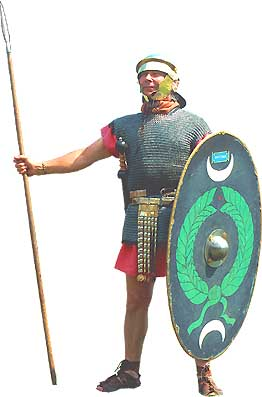 Roman Auxiliary - Roman military ranks